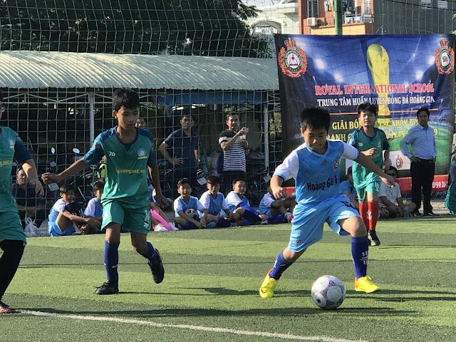 Học bóng đá cho thiếu nhi quận Gò Vấp TP HCM