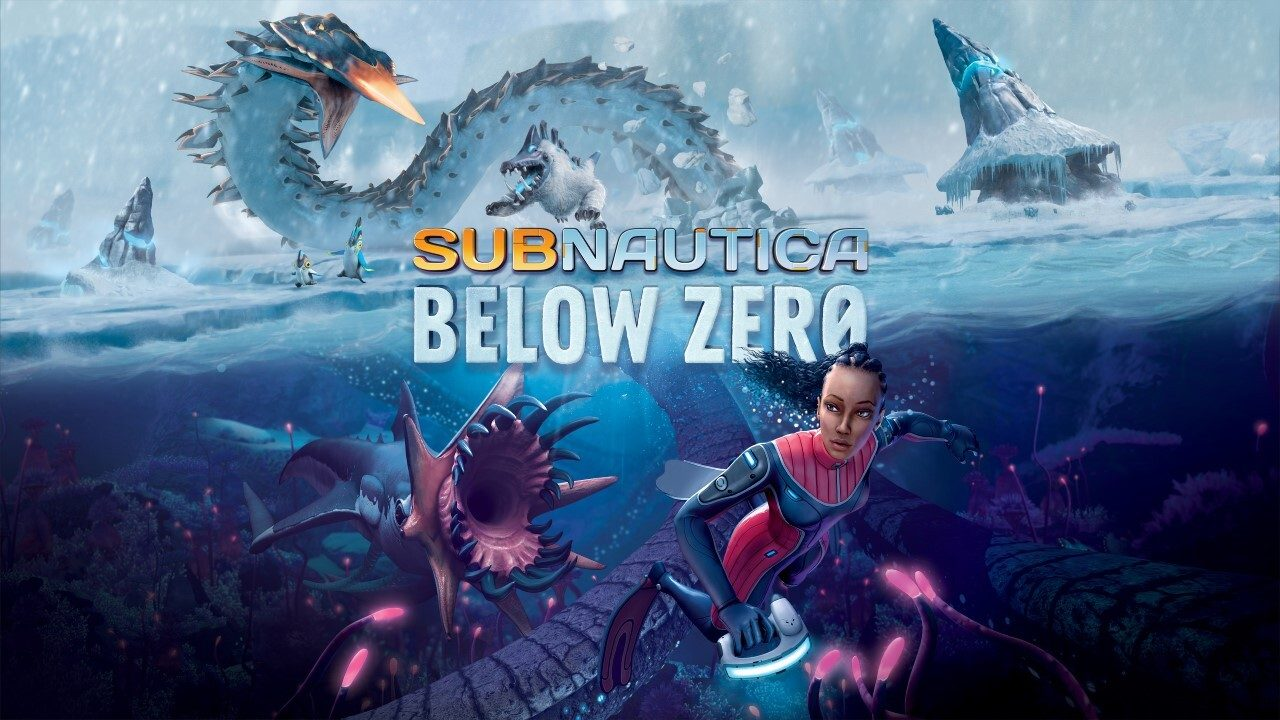 Subnautica: Below Zero - Creating Tools and Materials Needed for This