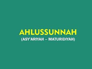 Asy'ariyah dan Maturidiyah Sebagai Ahlussunnah wal Jama'ah
