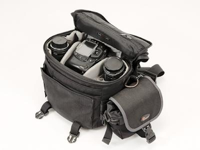 Как правильно собрать сумку фотографа в путешествие
