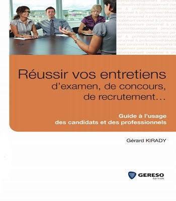 Télécharger Réussir vos entretiens d'examen, de concours, de recrutement...PDF