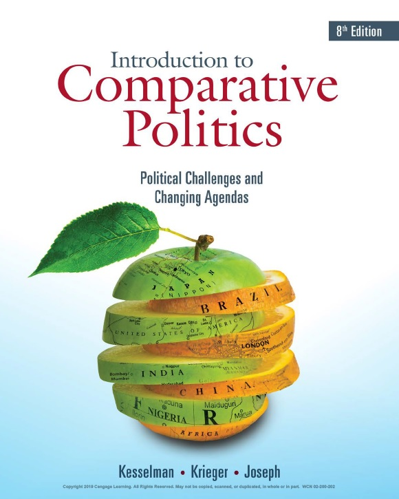 Comparative Politics: Political Challenges and Changing Agendas