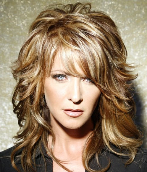Pictures Of Layered Hairstyles