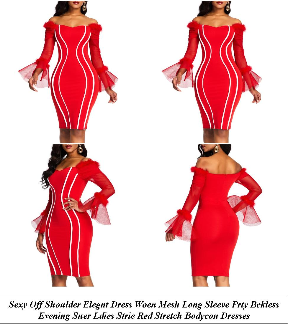 Beach Dresses - Shops For Sale - Red Dress - Really Cheap Clothes Online Uk