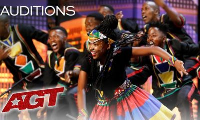 """Watch: This South African Choir's """"America's Got Talent"""" Performance is so Emotional"""