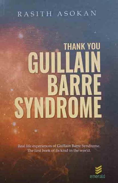 THANK YOU GUILLAIN BARRE SYNDROME (Paperback) By RASITH ASOKAN