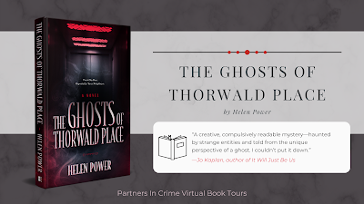 The Ghosts of Thorwald Place by Helen Power Tour Banner