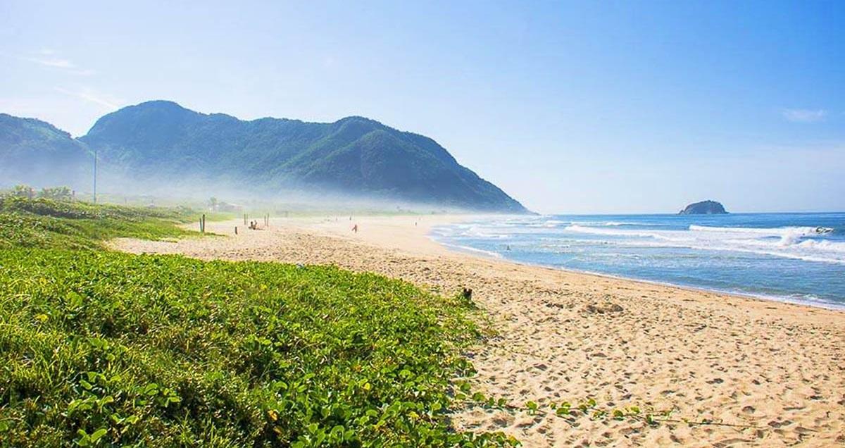 Playa Desierta Rio de Janeiro