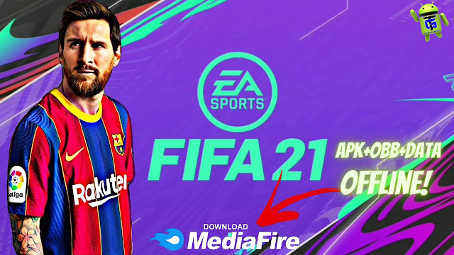Download FIFA 21 Android Offline Best Graphics Soccer Game