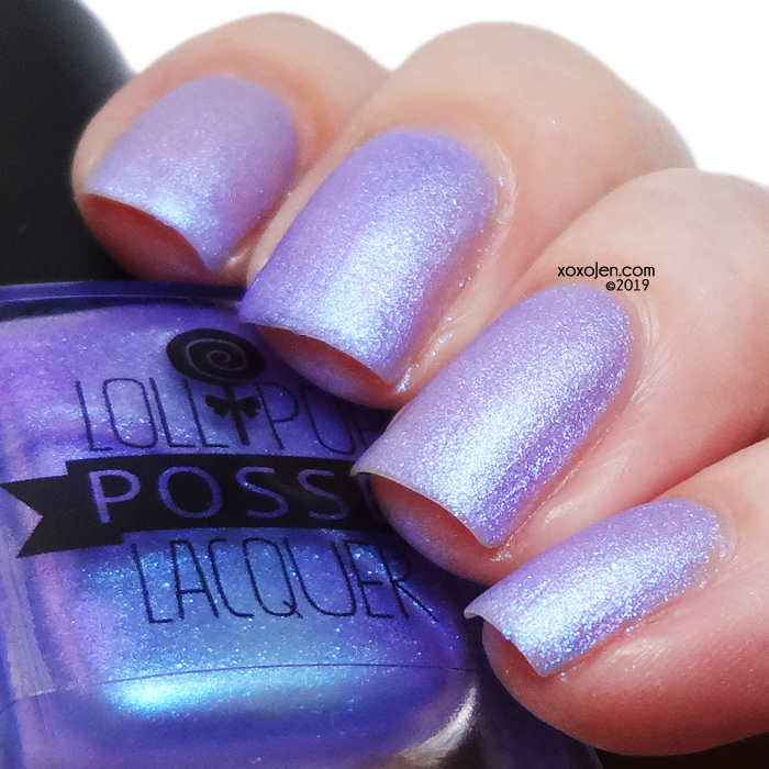 xoxoJen's swatch of Lollipop Posse The Star