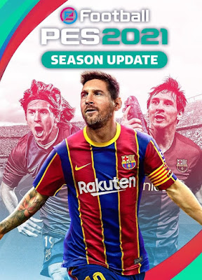 Cover eFootball PES 2021 PC