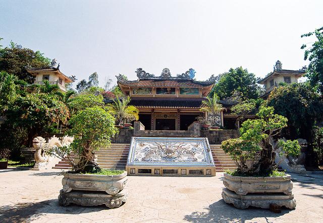 Long Sơn Tự Nha Trang
