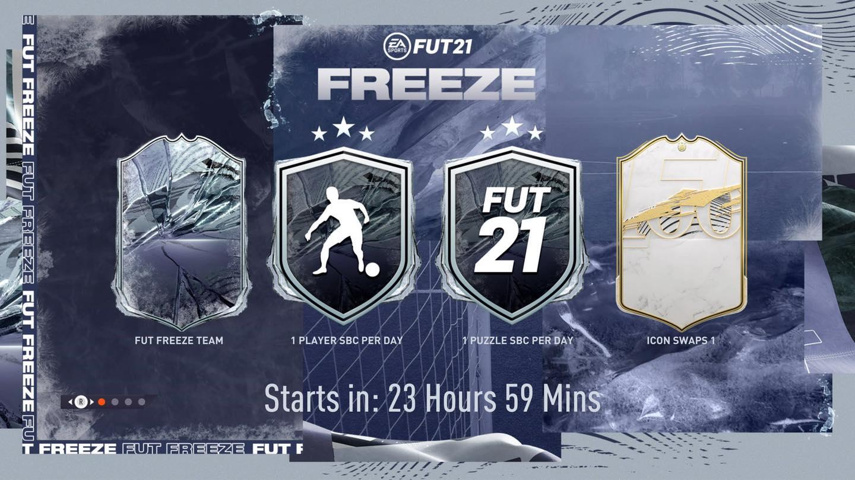 event freeze fifa 21