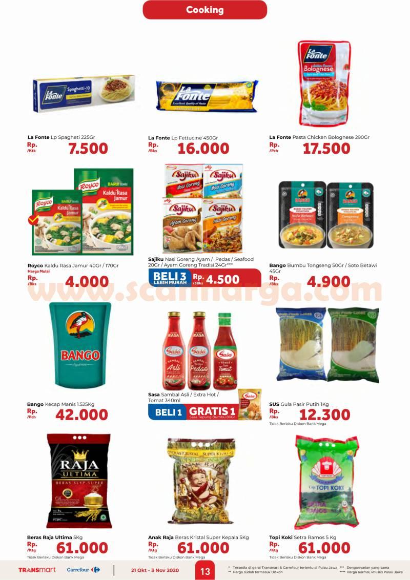 Katalog Promo Carrefour 21 Oktober - 3 November 2020 13