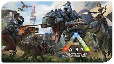 ARK: Survival Evolved Is Free Till June 18 On The Epic Games Store