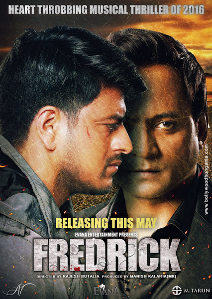 Fredrick (2016) Movie Poster