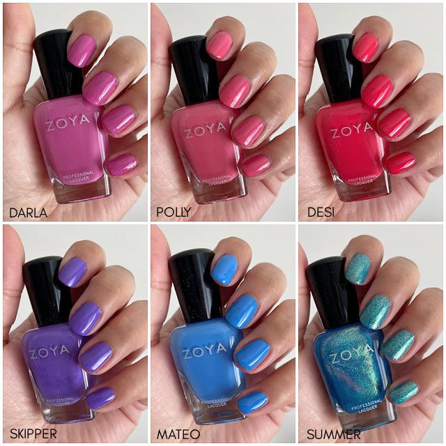 zoya dreamin collection, zoya dreamin, zoya nail polish swatches, zoya dreamin collection nail swatch, zoya dreamin nail swatch, zoya summer