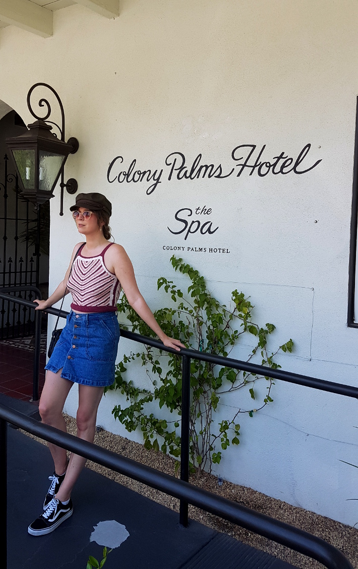 Colony Palms Hotel, Palm Springs