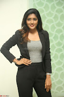 Actress Eesha Looks gorgeous in Blazer and T Shirt at Ami Tumi success meet ~  Exclusive 132.JPG