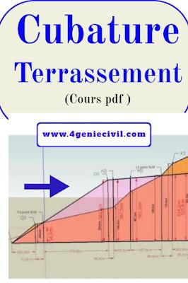 Calcul de cubature de terrassement pdf