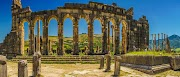 Fez to Volubilis and meknes day trip