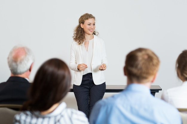 How to handle nervousness in public speaking