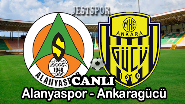 Alanyaspor - Ankaragücü Jestspor izle