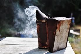 Enfumoir qui fume