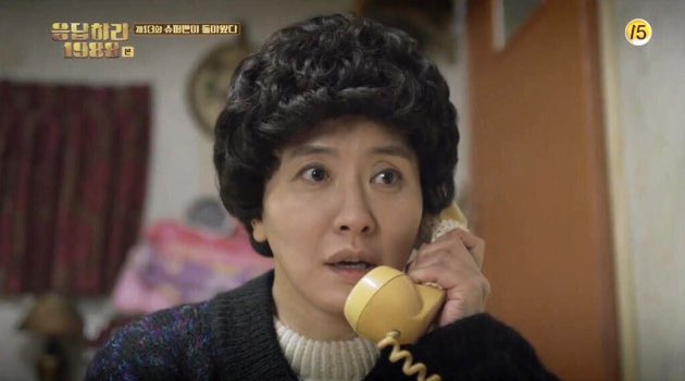 lee il hwa reply 1988