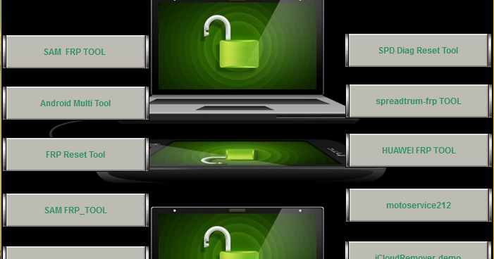 All In One Frp Google Account Bypass Tool For All Android