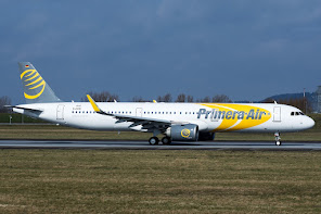 1st A321N for Primera