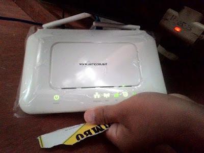 Review Harga dan Spesifikasi Router 3G/4G Movistar ASL 26555