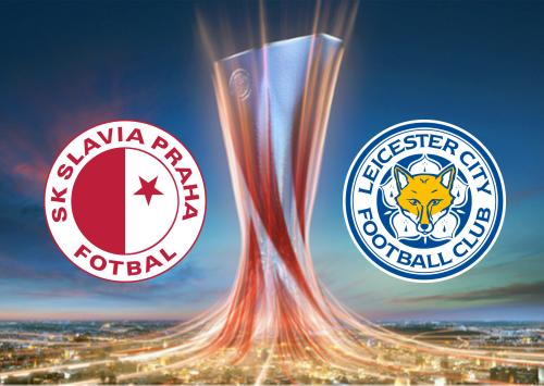 Slavia Praha vs Leicester City -Highlights 18 February 2021
