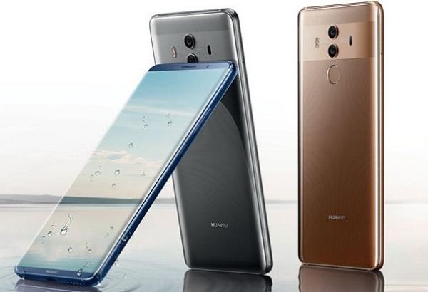 Resmi Rilis Huawei Mate 10 Pro Usung Harga Fantastis