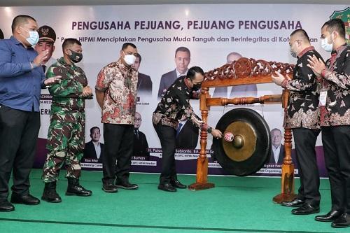 Naikkan PAD, Pemko Medan Ajak HIPMI Datangkan Investor