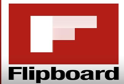 تطبيق FlipBoard مع شرح التسجيل