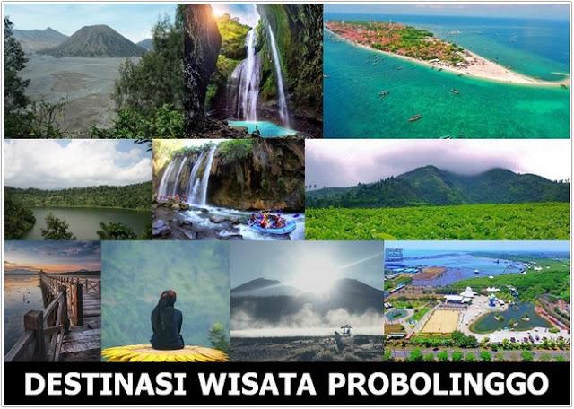 10 Top Destinasi Wisata Probolinggo