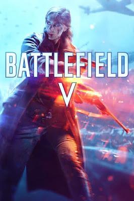 Capa do Battlefield V