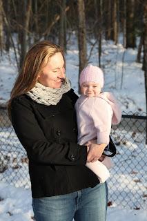 Mom and Baby Freelance Adventurer