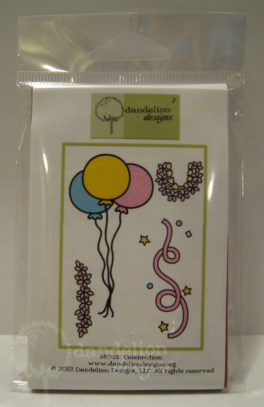 Dandelion Designs New Stamps