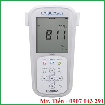 Máy đo nồng độ Oxy hòa tan trong nước DO 110 hãng Horiba Nhật Bản
