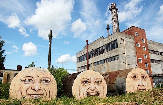 Художник граффити из России, Никита Nomerz 7