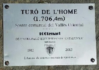 Turó de l'Home (Sostre comarcal del Vallès Oriental)