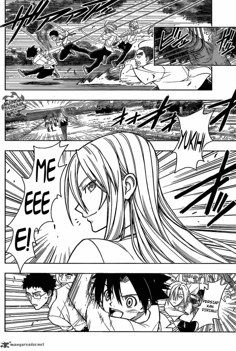 Komik UQ Holder Chapter 1 Bahasa Indonesia
