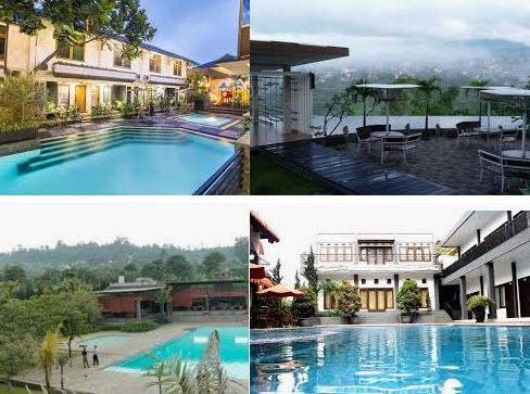 Hotel Terbaik Untuk Bulan Madu di Lembang, Biar Makin Romantis!