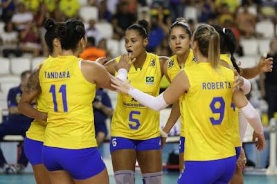Brasil vence República Domincana em amistoso em Manaus