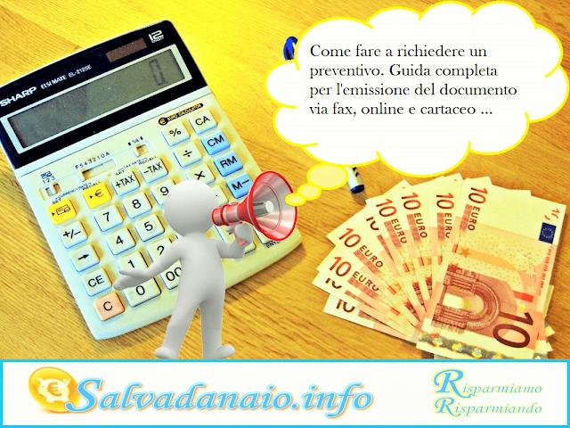 Richiedere-emissione-preventivo-online-fax-cartaceo
