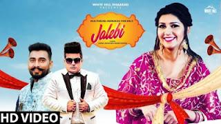 Jalebi Lyrics Raju Punjabi ft Sapna Choudhary