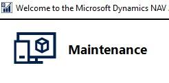 NAV Hot Fix / Dynamics NAV Version Update