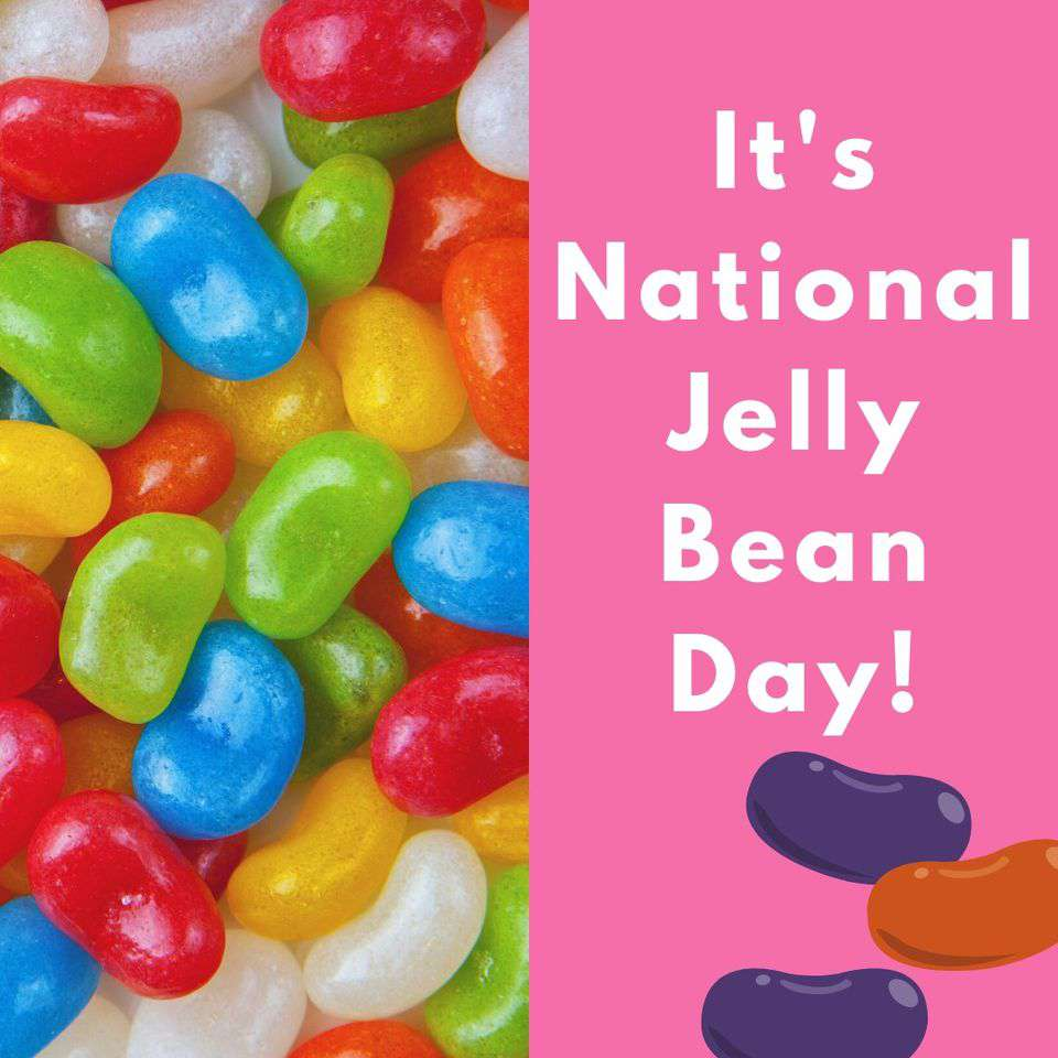 National Jelly Bean Day Wishes Sweet Images